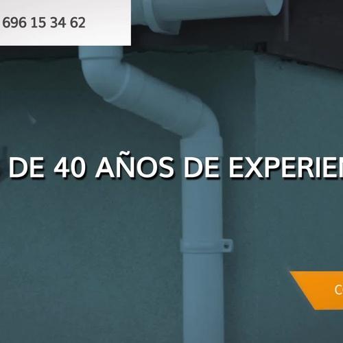 Instalación y mantenimiento de canalones en  | Canalones Víctor y Óscar