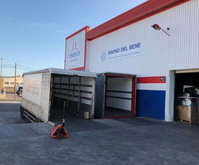 Rutas: Servicios de Logística Omega, S.A.