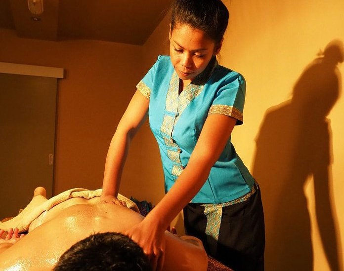 Exclusive Andaman: Tratamientos de Andaman Thai Spa