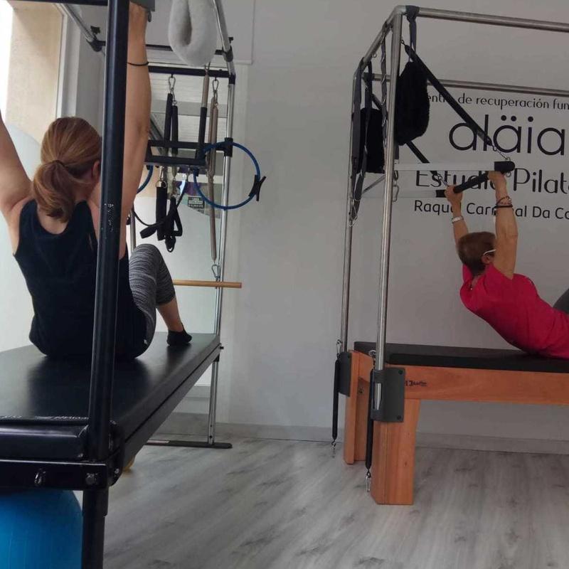 Estudio de Pilates: ¿Qué hacemos? de Alaia salud y pilates