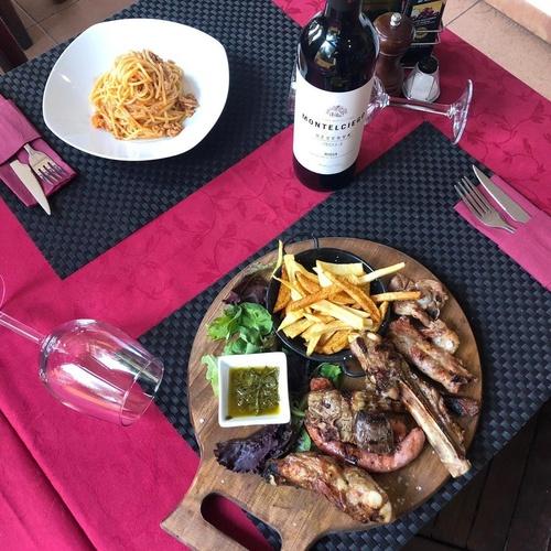 Comer en Baleares