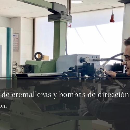 Cremalleras de dirección reconstruidas Valencia | Diturauto