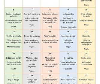 CELEBRA TU COMUNIÓN CON NOSOTROS: Amplia carta de Restaurante El Cobijo