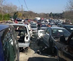 Desguaces para vehículos