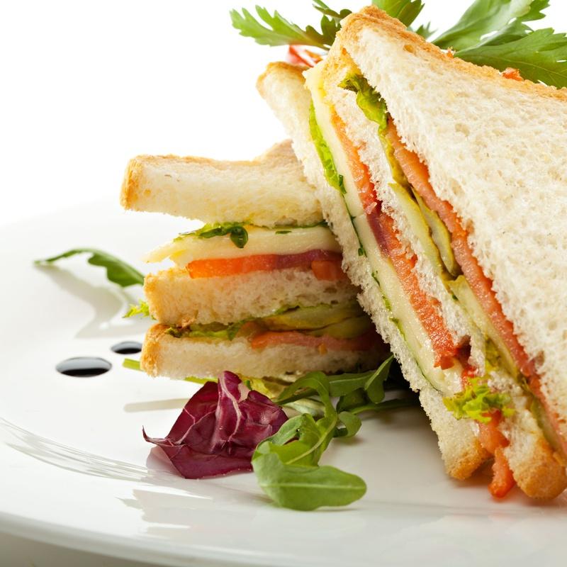 Sandwich especial: Menús de Restaurante Terraza La Parrilla de Valdemoro