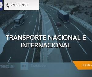 Galería de Transporte de mercancías por carretera en  | Tolcatrans
