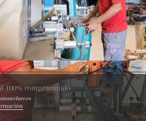 Ventanas de aluminio en Fuerteventura | Aluminios Tecfuer