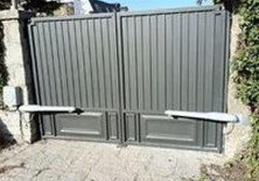 Puertas abatibles