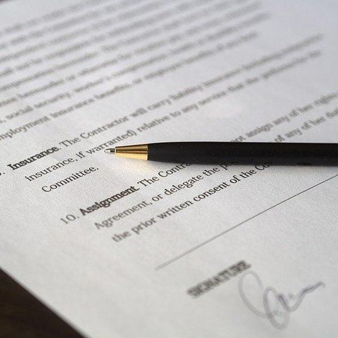 ¿Qué debes tener en cuenta cuando vas a firmar un contrato laboral?