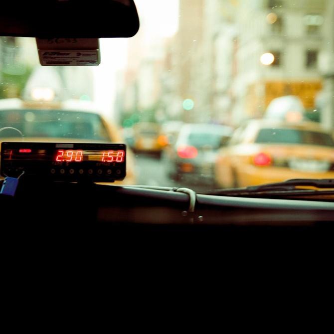 El taxi y la ITV