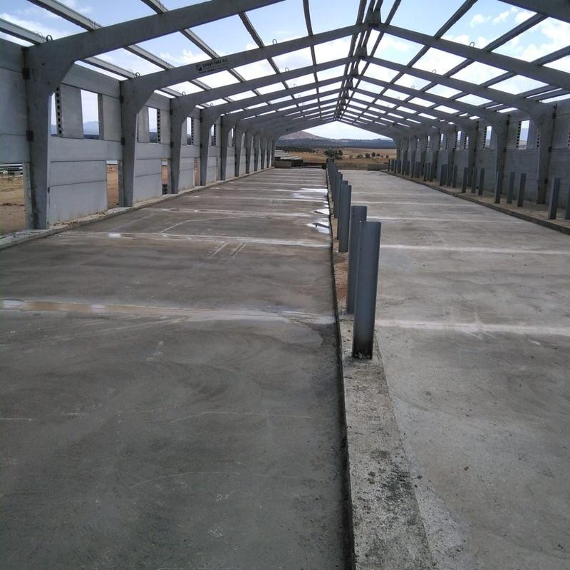 Pavimentos industriales: Servicios de Pavimentos Patri