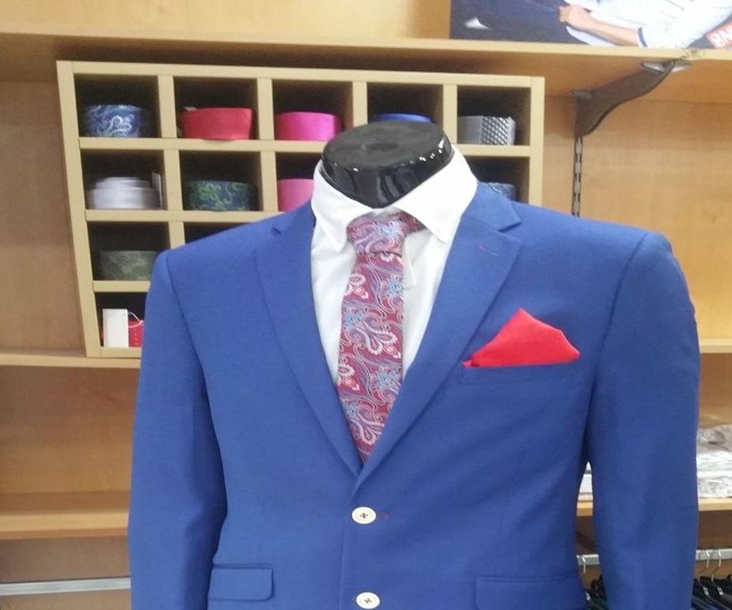 Diferentes tipos de corte de los trajes de caballero