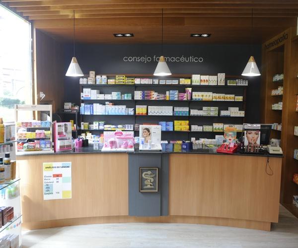 Productos farmacéuticos en Bilbao: Farmacia Socorro Rivas Castreje