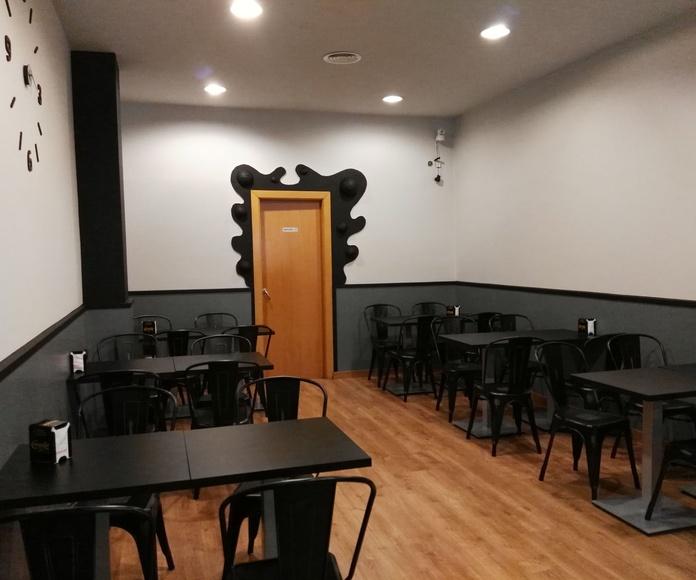 Restaurantes : Los Olmos Dos - Café Los Olmos