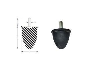 Todos los productos y servicios de Soluciones antivibratorias: LESOL