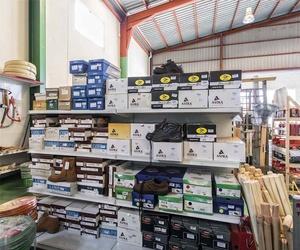 Zapatos de trabajo en Alicante