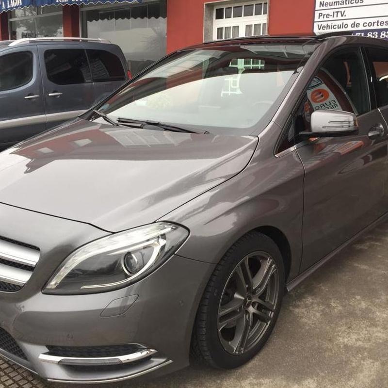 Mercedes Clase B 180CDI Automático 109CV:  de Ocasión A Lagoa