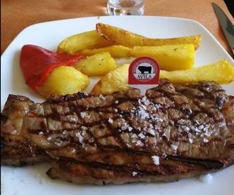 Menús a 11€, 13€ y 15€ - Menú degustación 30€: Carta de La Manduca de Ávila