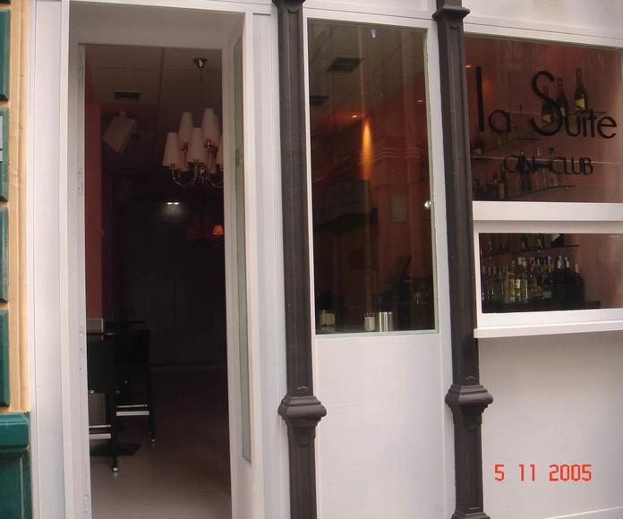 Gin Club La Suite