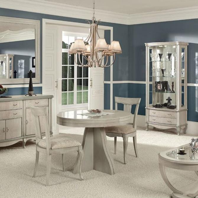Ideas para elegir la mesa del comedor ideal para tu casa
