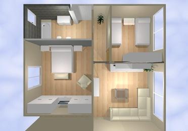 Reforma integral en pisos