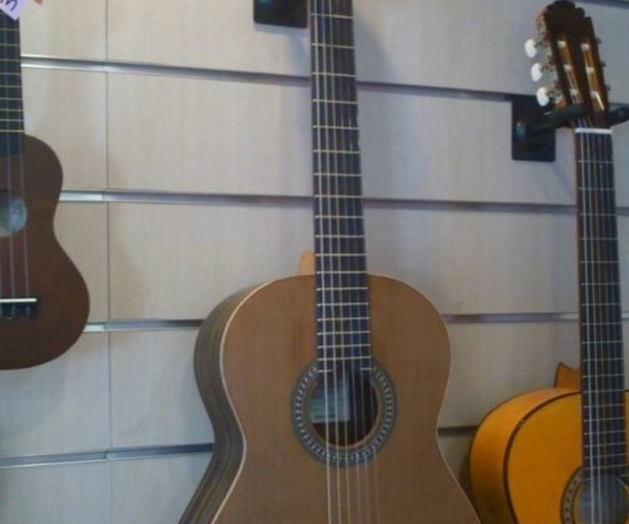 Guitarra ecológica