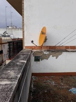 Instalación de antenas en Sevilla