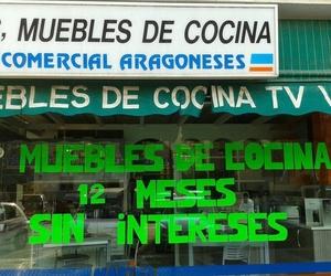 Todos los productos y servicios de Electrodomésticos: Comercial Aragoneses