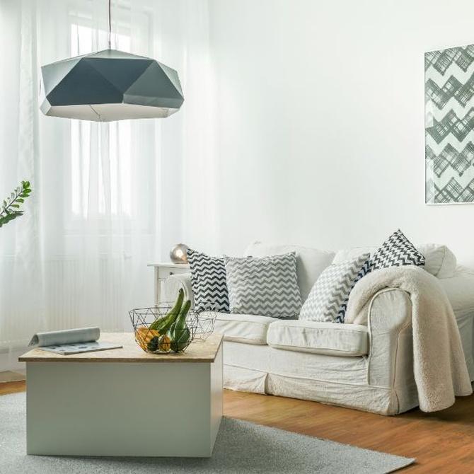 Consejos para hacer más confortable tu salón