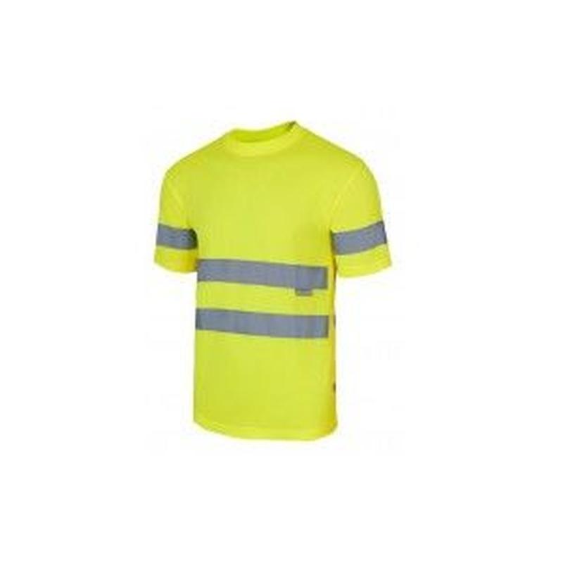 Serie 305505 / Camiseta técnica alta visibilidad: Nuestros productos  de ProlaborMadrid