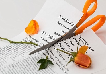 Divorcios, separaciones, alimentos