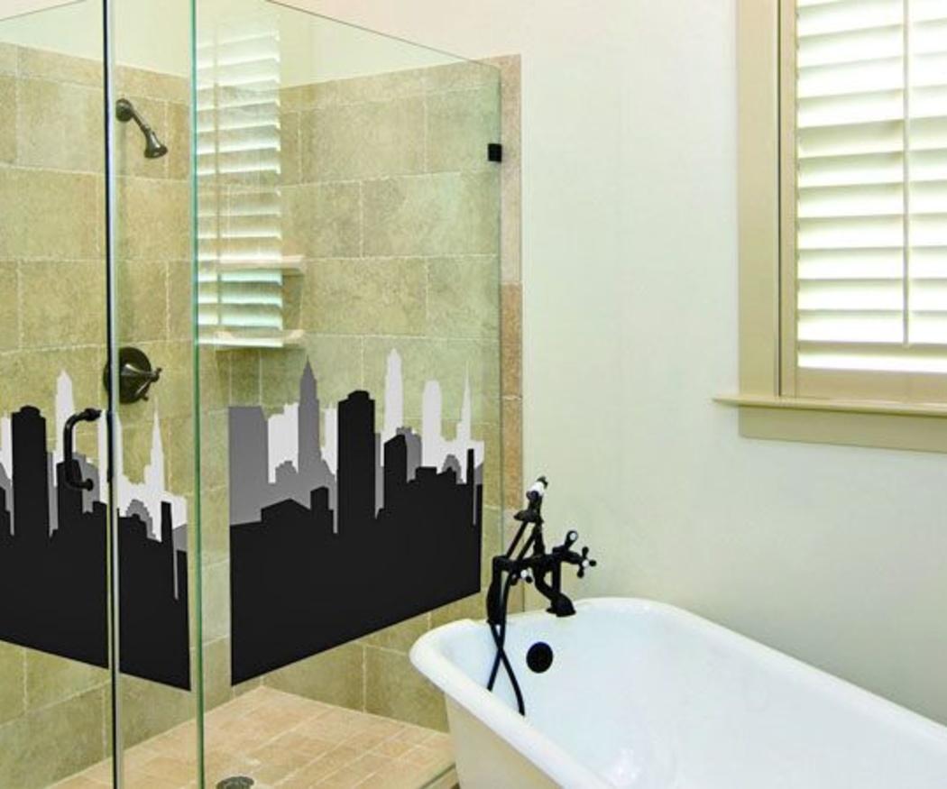 En el baño, ¿cortinas o mamparas?