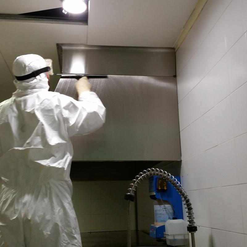 Desinfección: SERVICIOS Y PRODUCTOS de Val Servicios, S.L.