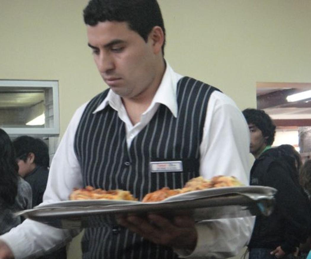Los uniformes en hostelería
