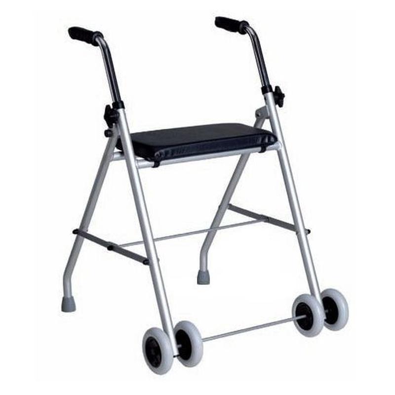 Caminador de aluminio: Productos de Ortopedia Hospitalet