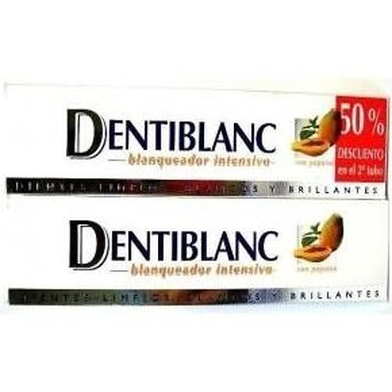 Dentiblanc blanqueador intensivo : Catálogo de Farmacia Las Cuevas-Mª Carmen Leyes