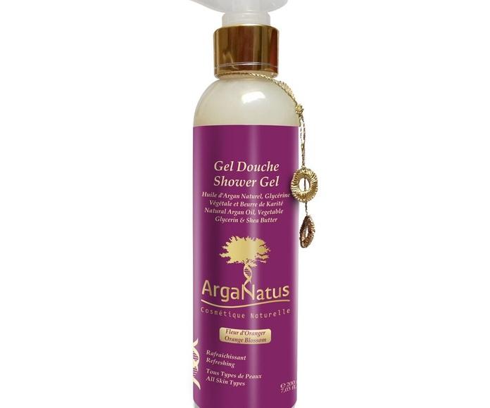 Gel de ducha de jazmín: Productos de Argan Aceite Puro