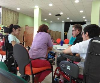 GJ JÓVENES POR EL CUIDADO UNIVERSAL: Proyectos y Servicios de Asociación Domitila