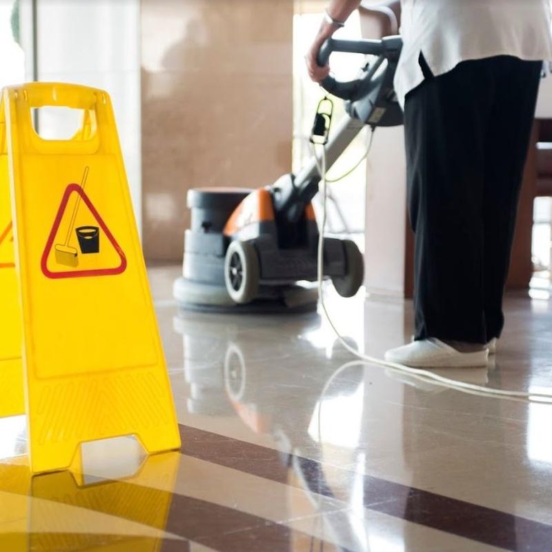 Limpieza de locales comerciales: Servicios de Limpiezas MG