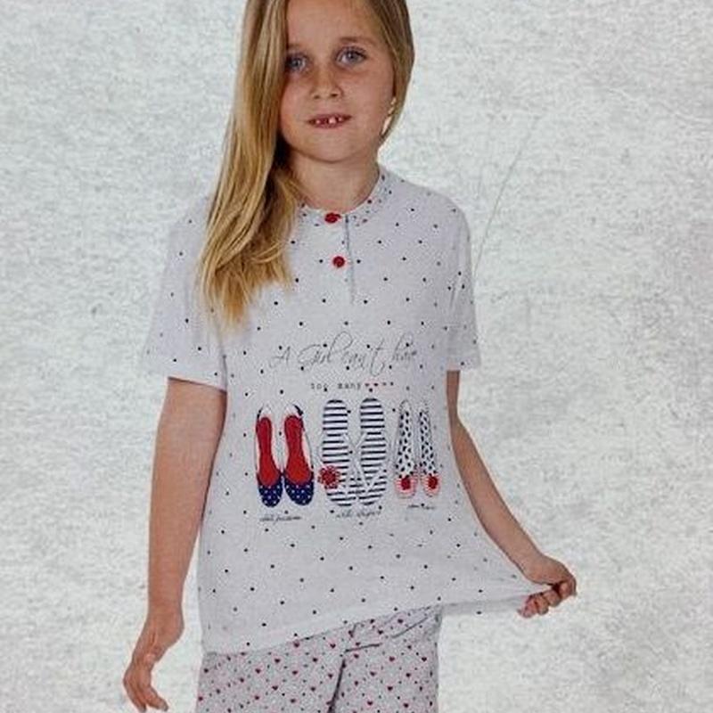 Pijama niña verano