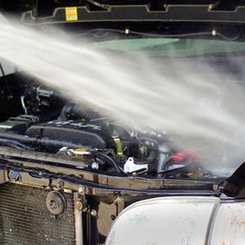 Lavado y engrase: Servicios de Talleres Zafer