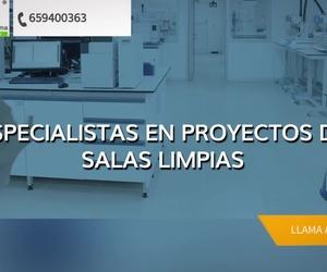 Galería de Diseño, construcción y mantenimiento de salas limpias en Meco | Pharmaclima