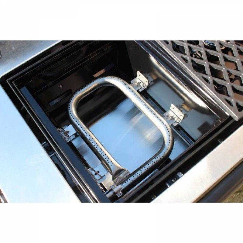 Barbacoa gas Lugano: Productos y servicios de Mk Toldos