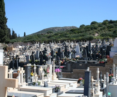 Gestió de cementiris