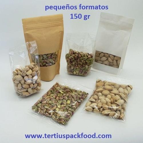 Envasados pequeño formato con bolsa conformada o preformada