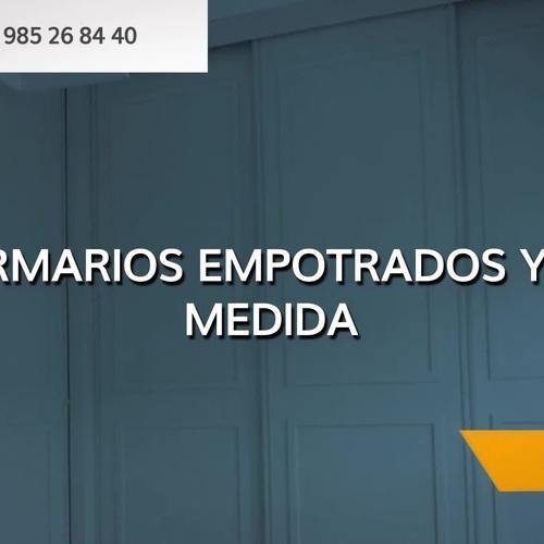Armarios y muebles a medida en Oviedo, Asturias | Armicor