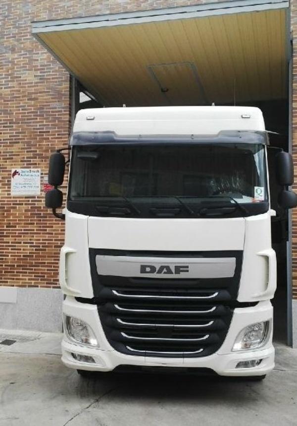 DAF XF460 SC - EURO 6 : Camiones de Autotruck Salamanca