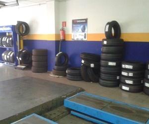Montaje de ruedas