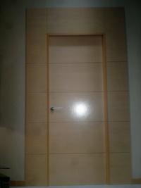 Puertas de madera en Madrid centro para interior