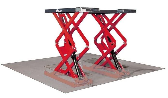 TECO 362 (EMPOTRADO 3000 Kg): Productos de Maquidosa, S.L.